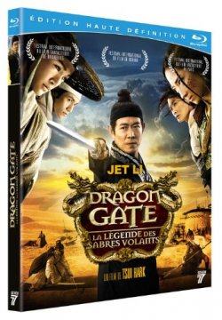 Dragon Gate : la légende des sabres volants - Blu Ray
