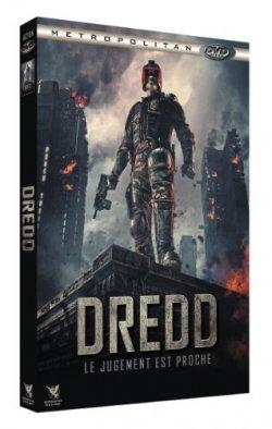 Dredd - Blu Ray