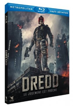 Dredd - Combo Blu-Ray / DVD