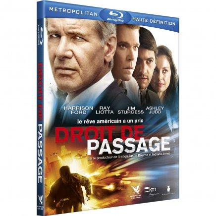 Test du Blu-Ray Test du Blu-Ray Droit de passage avec Harrison Ford et Ray Liotta avec Harrison Ford et Ray Liotta
