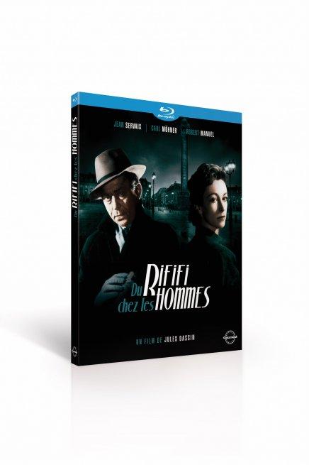 Test Blu-ray Test Blu-ray Du rififi chez les hommes