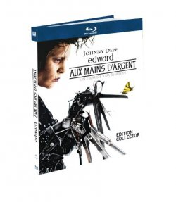 Edward aux mains d'argent Digibook Combo DVD + Blu Ray