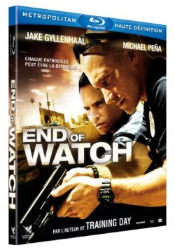 End of watch - Blu Ray