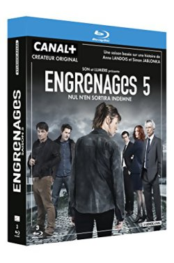 Engrenages saison 5 - Blu Ray