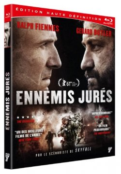 Ennemis Jurés - Blu Ray