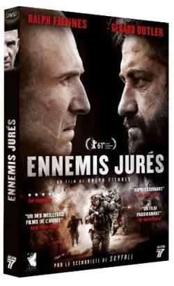 Ennemis Jurés - DVD