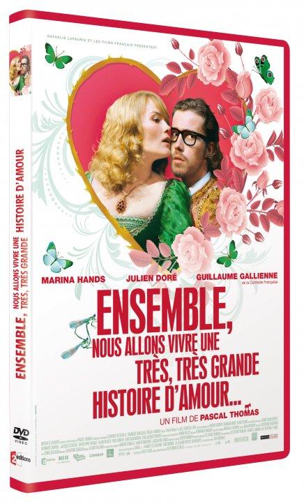 Test DVD Ensemble, nous allons vivre une très, très grande histoire d'amour...