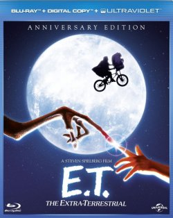 E.T. l'Extra-Terrestre Blu Ray (Import)