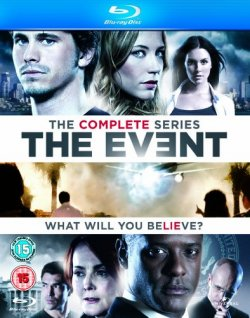 The Event Blu Ray