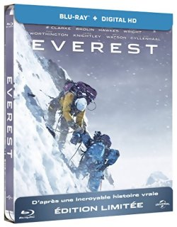 Everest - Blu Ray [Steelbook]