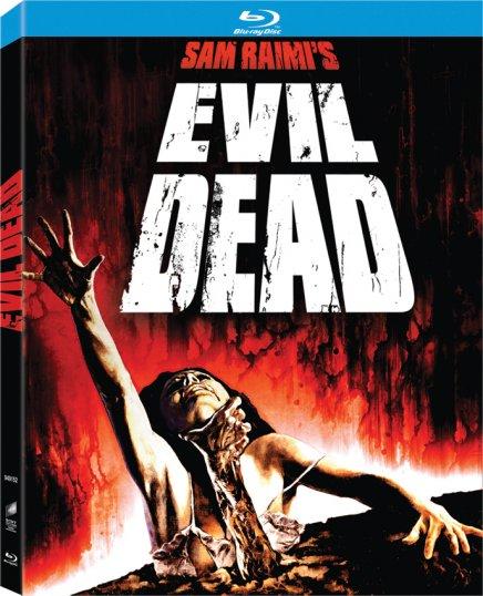 Test du Blu-Ray Test du Blu-Ray Evil Dead