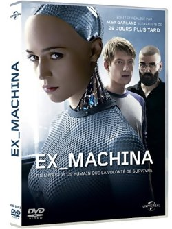 Ex Machina - DVD