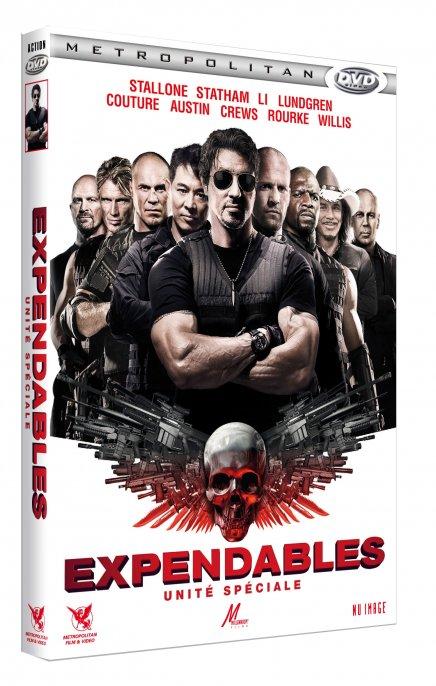 Test DVD Expendables : unité spéciale