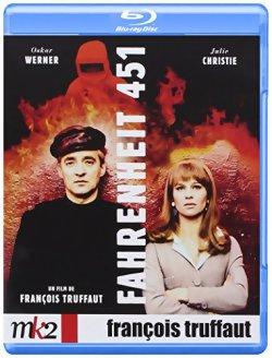 Fahrenheit 451 - Blu Ray
