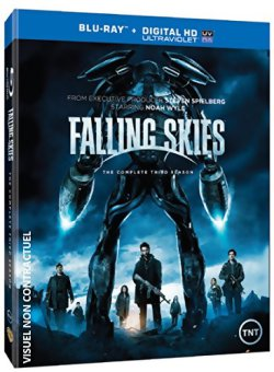 Falling Skies saison 3 - Blu Ray