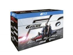 Fast & Furious - Blu Ray Intégrale des films 1 à 6