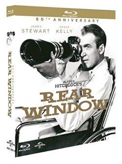 Fenêtre sur cour - Blu Ray Édition 60ème Anniversaire
