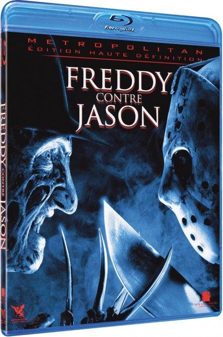 Test du Blu-Ray Test du Blu-Ray Freddy Contre Jason