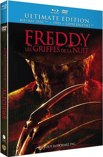 Test du Blu-Ray Test du Blu-Ray Freddy Les Griffes de la nuit