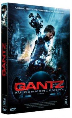 Gantz, au commencement DVD