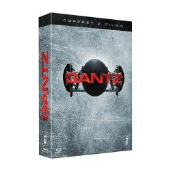Gantz + Gantz 2 Revolution - coffret 2 Blu-ray