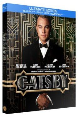 Gatsby le magnifique (2013) - Blu Ray