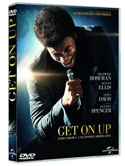 Get on Up - DVD