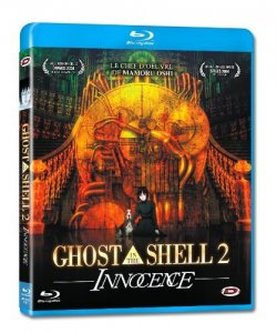Ghost in the shell 2 : Innocence - Blu Ray