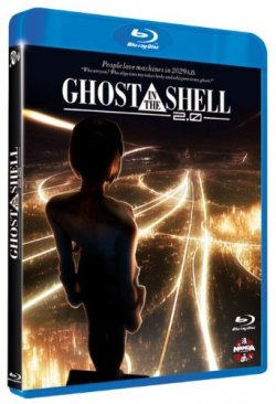 Ghost in the Shell 2.0 - Blu Ray