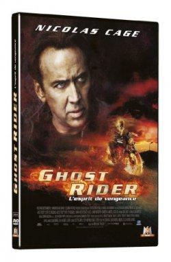 Ghost Rider 2 : l'esprit de vengeance - DVD