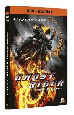 Ghost Rider 2 : l'esprit de vengeance - Blu Ray
