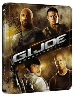 G.I. Joe 2 : Conspiration Edition Collector Steelbook