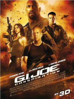 G.I. Joe : Conspiration - Blu Ray