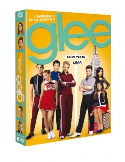 Glee Saison 4 - DVD