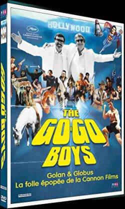 Go go boys - DVD