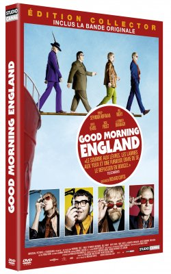 Good morning England - édition collector