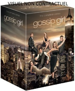 Gossip Girl l'intégrale  - DVD