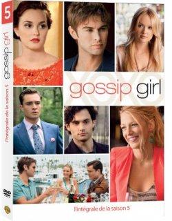 Gossip Girl Saison 5 DVD