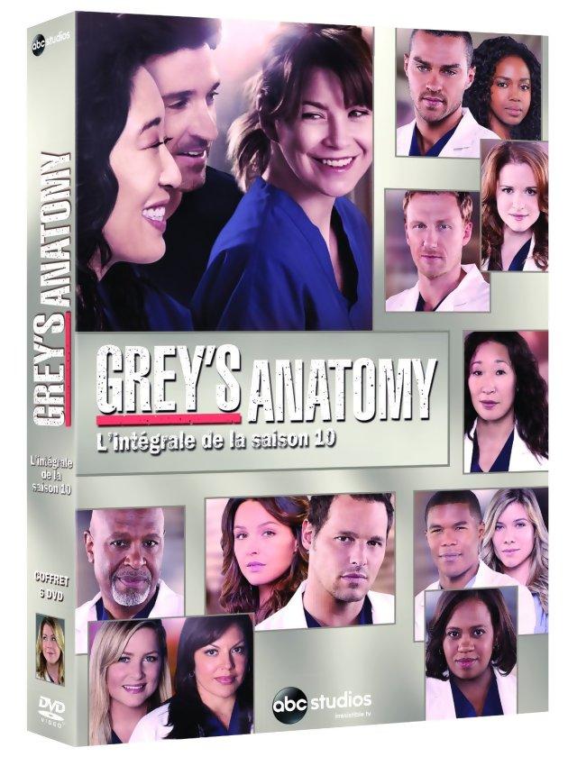 Grey s Anatomy (À coeur ouvert) - Saison 10