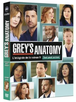 Grey's Anatomy Saison 9 DVD
