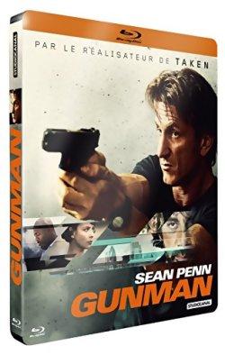 Gunman - Blu Ray