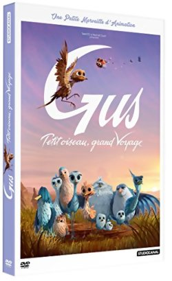 Gus, petit oiseau, grand voyage - DVD