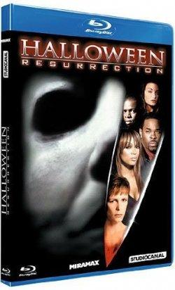 Halloween - Resurrection Blu Ray