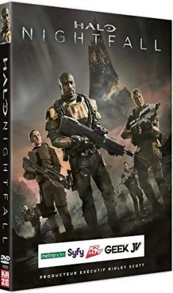 Halo : Nightfall - DVD
