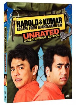 Harold and Kumar : Escape from Guantanamo Bay - 2 Disc Unrated