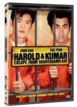 Harold and Kumar : Escape from Guantanamo Bay