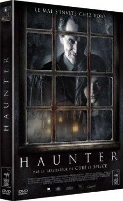 Haunter - DVD