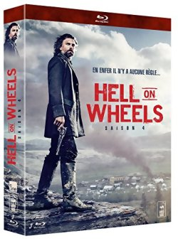 Hell on Wheels Saison 4 - Blu Ray