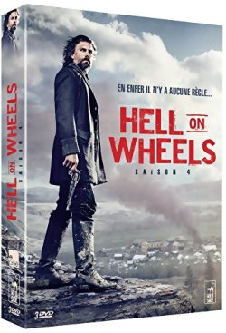 Hell on Wheels Saison 4 - DVD