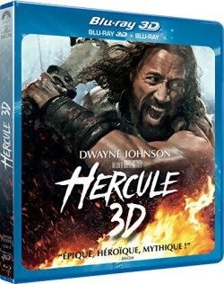 Hercule (Version Longue) - Blu Ray 3D